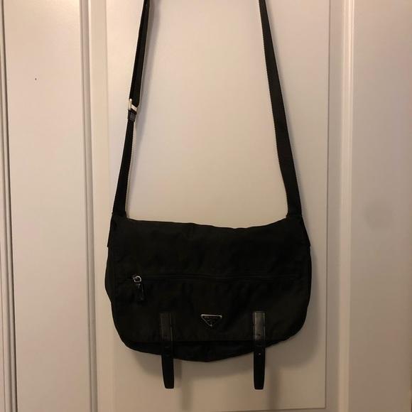 40aa4a289 Prada Bags | Nylon Crossbody | Poshmark